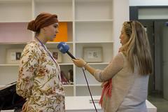 Elena Robles entrevista con TVE Comunitat Valenciana