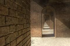 DryTortugas_155 (rvogt0505) Tags: drytortugasnationalpark nationalpark drytortugas florida fort fortjefferson brick arch
