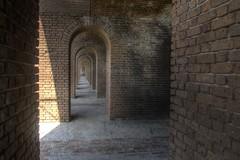 DryTortugas_144 (rvogt0505) Tags: drytortugasnationalpark nationalpark drytortugas florida fort fortjefferson brick arch