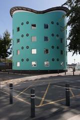 University of East London (SReed99342) Tags: london uk england universityofeastlondon dormitories hallsofresidence