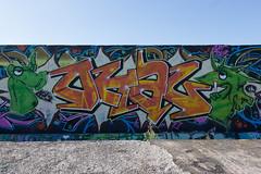 (SReed99342) Tags: london uk england graffiti streetart