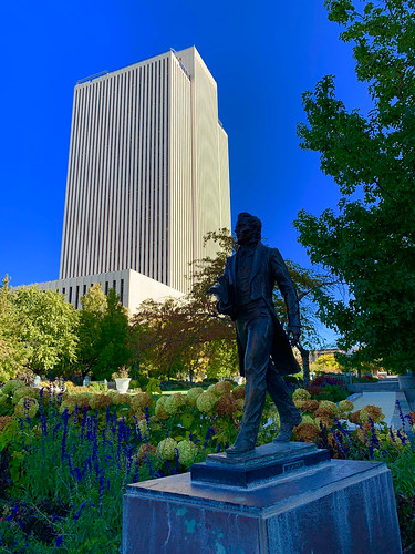 Salt Lake City - Utah - USA