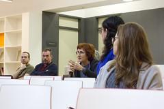 Mesa Propuestas de conciencia medioambiental desde el Bio Arte