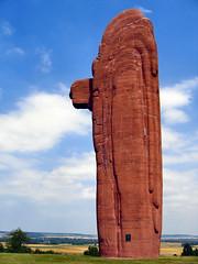 Monument national de la Victoire de la Marne (DavidB1977) Tags: france champagneardennes grandeguerre wwi monument marne mondementmontgivroux canon ixus500