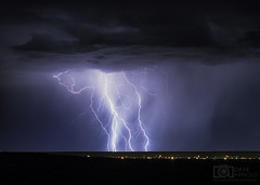 Spreading rumors (Dave Arnold Photo) Tags: nm nmex newmex newmexico loslunas belen socorro riogrande valley lightning lightening desert storm stormy thunderstorm thunder image pic us usa picture severe photo photograph photography photographer davearnold davearnoldphotocom scenic cloud rural party summer badweather top wet canon 5d mkiii 24105mm valenciacounty landscape nature monsoon outdoor weather rain rayos cloudy sky cloudburst raincolumn rainshaft season mountains southwest monsoons strike night mountain mesa