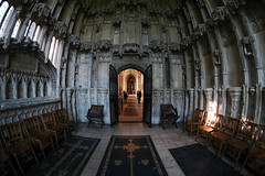 A chantry chapel in Ely Cathedral (Allan Rostron) Tags: elycathedral churches chantrychapels