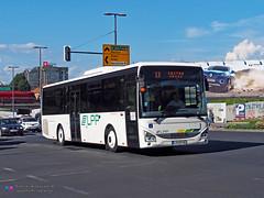 Iveco Crossway LE - LPP 192 (Pi Eye) Tags: iveco irisbus crossway crosswayle lowentry ljubljana lpp