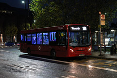 Rare Working: Route 281, London United, DE20120, YX60CCD (Jack Marian) Tags: londonunited de20120 yx60ccd route281 alexander alexanderdennis alexanderdennisenviro200dart enviro e200 enviro200 tolworth hounslowbusstation rareworking buses bus london