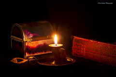 Candle light (Neil Adams Photography (Wirral)) Tags: dark night candle candlelit candlelight