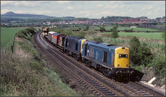 Nosing the whisky (jbg06003) Tags: scotrail scr freight speedlink 6k71 class20 brblue