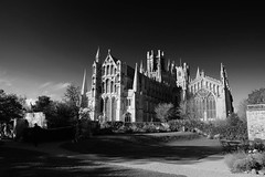 Ely Cathedral (Allan Rostron) Tags: elycathedral churches