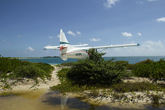 DryTortugas_168 (rvogt0505) Tags: drytortugasnationalpark nationalpark drytortugas airplane seaplane beach ocean florida