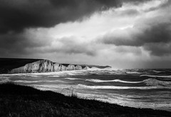 Seven seconds of hell (Maura Astesano) Tags: seven sisters sussex