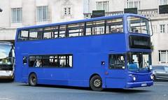J & B Travel, Coach Hire, Stanningley, Leeds Y377 NHK on Rail Replacement duties in City Square, Leeds. (Gobbiner) Tags: alx400 jbtravel leeds railreplacement y377nhk alexander trident dennis stanningley geldardscoaches stagecoach 17377 eastlondon ta377