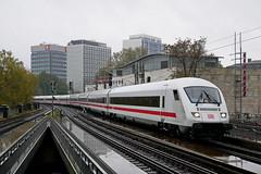 P1960793 (Lumixfan68) Tags: eisenbahn züge metropolitan ice intercityexpress deutsche bahn db fernverkehr ersatzzüge