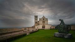 San Francesco, Assisi (vohiwa) Tags: assisi italien italy franziskus francesco church kirche