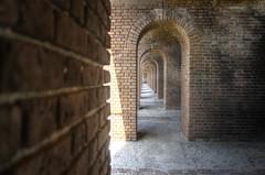 DryTortugas_145 (rvogt0505) Tags: drytortugasnationalpark nationalpark drytortugas florida fort fortjefferson brick arch