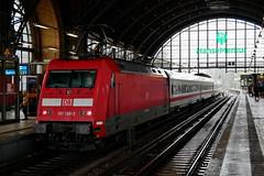 P1960798 (Lumixfan68) Tags: eisenbahn züge loks baureihe 101 drehstromloks elektroloks deutsche bahn db metropolitan adtranz intercityexpress ice ersatzzug