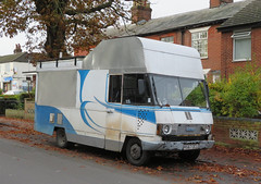 1984 Iveco Daily motorhome (Spottedlaurel) Tags: iveco daily motorhome