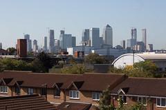Skyline (SReed99342) Tags: london uk england greenway skyline