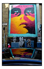 STREET ART by OBEY GIANT (StockCarPete) Tags: obey obeygiant streetart londonstreetart urbanart graffiti londongraffiti shoreditch shoreditchart london uk shepardfairey