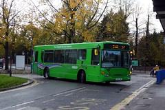 201 on Grey Line 54 (timothyr673) Tags: yn04amk 201 spare green greenspare nct nottinghamcitytransport bus greyline elc eastlancs scania omnitown n94ub