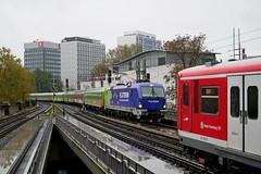 P1960845 (Lumixfan68) Tags: eisenbahn züge loks baureihe 193 elektroloks werbeloks drehstromloks flixtrain privatbahn schnellzüge europa siemens vectron
