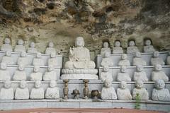 Le temple de Golgul (Région de Gyeongju, Corée du sud) (dalbera) Tags: dalbera coréedusud gyeongju ermitage bouddhisme sunmido bouddha templedegolgul bouddhadelamédecine