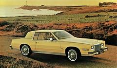 1979 Cadillac Eldorado (aldenjewell) Tags: 1979 cadillac eldorado mailer brochure