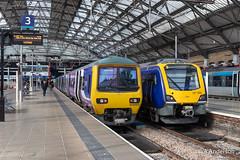 323223 20191005 Liverpool LimeStreet (steam60163) Tags: liverpool liverpoollimestreet northern class323 class331