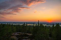Santavuori sunset (Arttu Uusitalo) Tags: evening night sunset summer july landscape south ostrobothnia santavuori koskenkorva ilmajoki finland canon eos 5d mkiv twilight scenic scenery scape sun sundown