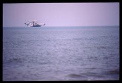 2001-11 R01 001 (kccornell) Tags: shrimp boat fishing coast rutherford beach louisiana november 2001 color slide film e6 nikon fe2 35mm