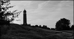 Crich Stand. July 2018 (Simon W. Photography) Tags: village derbyshire matlock crich crichstand crichmemorialtower crichmemorial blackandwhite monochrome landscape outside outdoors countryside blackwhite outdoor peakdistrict monotone greyscale derbyshiredales landscapephotography ambervalley crichtramwayvillage uk greatbritain england bw english unitedkingdom britain gb british grayscale bnw eastmidlands