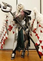 CGC2019_IGCFaitDesCosplay_005 (Ragnarok31) Tags: castres geek connexion igc cosplay cosplayer cosplayeuse armure armor costume