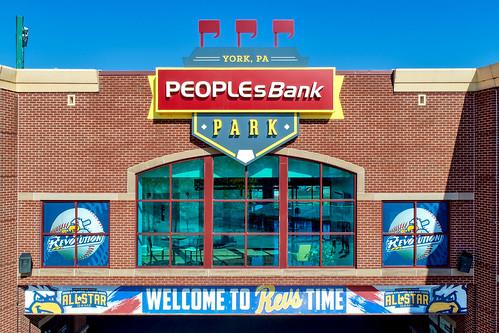 PeoplesBank Park - York Revolution