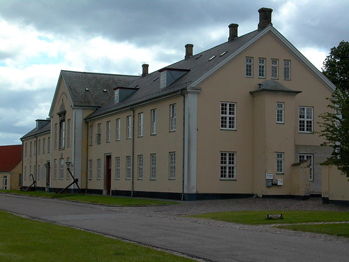 Kronborg Castle Barracks