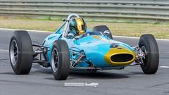 Brabham BT4 (P.J.V Martins Photography) Tags: car racetrack racecar classiccar track f1 carro vehicle racingcar classicf1 circuitodoestoril portugal autoracing autodromo estoril brabhambt4