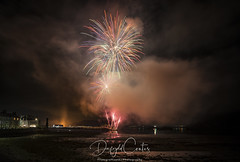 Fireworks (davidcoates43) Tags: firecrackers anglesey beaumaris fireworks