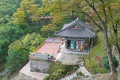 Le temple de Golgul (Région de Gyeongju, Corée du sud) (dalbera) Tags: dalbera coréedusud gyeongju ermitage bouddhisme sunmido bouddha templedegolgul