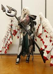 CGC2019_IGCFaitDesCosplay_006 (Ragnarok31) Tags: castres geek connexion igc cosplay cosplayer cosplayeuse armure armor costume