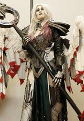 CGC2019_IGCFaitDesCosplay_004 (Ragnarok31) Tags: castres geek connexion igc cosplay cosplayer cosplayeuse armure armor costume