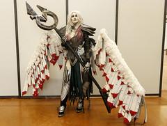 CGC2019_IGCFaitDesCosplay_003 (Ragnarok31) Tags: castres geek connexion igc cosplay cosplayer cosplayeuse armure armor costume