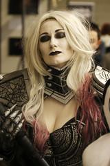 CGC2019_IGCFaitDesCosplay_001 (Ragnarok31) Tags: castres geek connexion igc cosplay cosplayer cosplayeuse armure armor costume