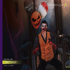 MadPea's Terrifying Tale Trail - Senses! (MadPea Productions) Tags: madpeaproductions madpeasterrifyingtaletrail halloween spooky creepy prize prizes accessories accessory poses pose decor decoration decorations achievements achievement hunt game gaming games interactivegame interactivegaming