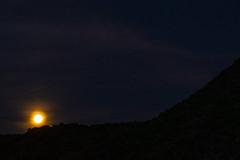 DSCF5541 (LEo Spizzirri) Tags: am dawn gorge hike moon moonset morning newmexico nm orillaverde orillaverderecreationarea riograndedelnortenationalmonument riograndegorge southwest sunrise