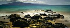 Maui, Hawaii (Ken Mickel) Tags: coast hawaii kenmickelphotography landscape longexposure longexposurephotography maui ocean outdoors rock seascape seashore shore wahikuliwaysidepark waterscape waves nature photography water lahaina unitedstatesofamerica
