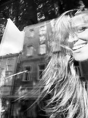 Reflection-7696 (David Swift Photography) Tags: davidswiftphotography parisfrance reflection reflectionthroughawindow montage mirrorimage shopwindows