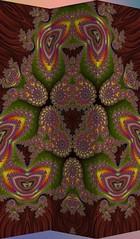 Fractal-Kaleidoscope On A 3D Plane-HSS! (☼☼Jo Zimny Photos☼☼) Tags: sliderssunday fractal kaleidoscope 3dplane