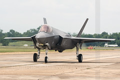 U.S. Air Force Lockheed-Martin F-35A Lightning II # 15-5191 (Flightline Aviation Media) Tags: bruceleibowitz aviation aircraft airplane stockphoto canon50d jet flightlineaviationmedia bossiercity louisiana airshow barksdale afb airforcebase military usaf airforce lockheedmartin f35 lightning fighter 155191 63rdfs taxiing taxiiing