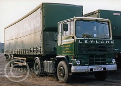NCW741T LEYLAND MARATHON (Mark Schofield @ JB Schofield) Tags: jim taylor transport road commercial vehicle lorry truck wagon tipper tanker artic eight wheeler haulage contractor bulk haulier tractor unit freight hgv lgv